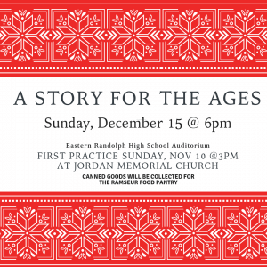 A Story for the Ages - Children Christmas Play @ Christmas Play